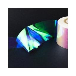 Folia Efekt Szkła nr 3a Arkusz 4 cm x 30 cm