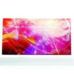 LASER EFFECT - NAKLEJKA SAMOPRZYLEPNA Nr ZD1150 ARKUSZ 6CM x 3,5CM.