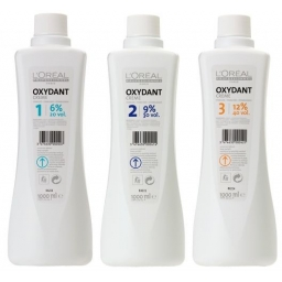 LOREAL OXYDANT 6% DO FARB MAJIREL 1000 ml.