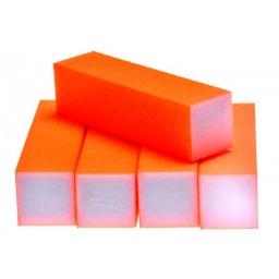 Blok Polerski Pomarańczowy Neon Gradacja 120