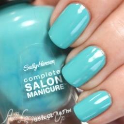 SALLY HANSEN Complete Salon Manicure Tee Sta Turquoise 14,7 ml