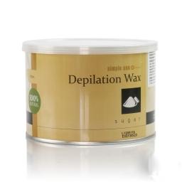 SIMPLE USE - WOSK DO DEPILACJI Z GRECJI - CUKROWY - PUSZKA 400 ml.