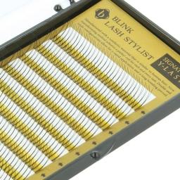 Secret Lashes Rzęsy Y - kępki 2:1 C 0,15 9mm