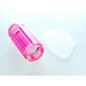 Różowy stempelek do wzorów + ściągaczka