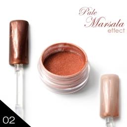 METAL MANIX - Pale Marsala