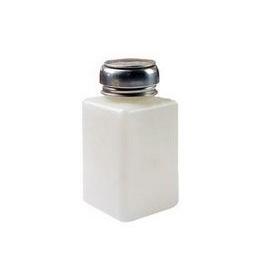Dozownik z Metalową Pompką Biały 150 ml.