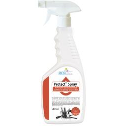 Protect Spray  Preparat Do Mycia i Dezynfekcji w Salonie 500 ml.