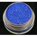 Brokat Granatowy Hologram 0.2 mm. Pojemność Słoiczka 5 ml