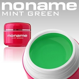 Żel UV No Name Color Mint Green 5g.