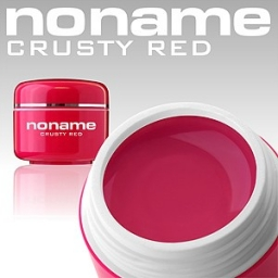 Żel UV No Name Color Crusty Red  5g.