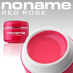 Żel UV No Name Color Red Rose  5g.