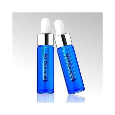 Oliwka Silcare Vanilla Sky Blue 15 ml.