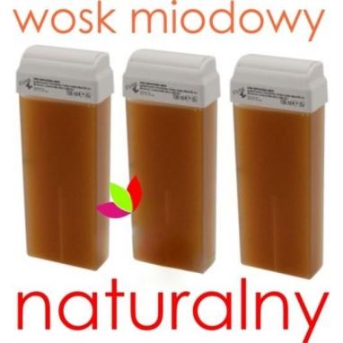 Wosk Do Depilacji Miodowy 100 ml.