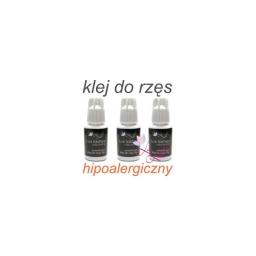 KLEJ DO RZĘS  HIPOALERGICZNY LUX LASHES 5 g.