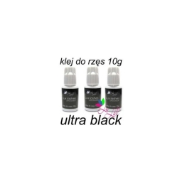 KLEJ DO RZĘS ULTRA BLACK 5 Gram