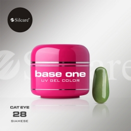 BASE ONE CAT EYE EFEKT KOCIEGO OKA 28