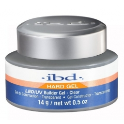 IBD LED/UV BUILDER GEL 14 GRAM CLEAR