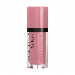 BOURJOIS ROUGE EDITION VELVET MATOWA POMADKA DO UST 10 Dontnpink of it