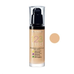 Bourjois 123 Perfect Foundation Podkład ujednolicający 55 Dark Beige30ml