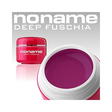 Żel UV No Name Color Deep Fuschia  5g.