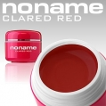Żel UV No Name Color Clared Red 5g.