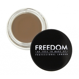 FREEDOM, PRO BROW POMADE, POMADA DO BRWI SOFT BROWN 2,5 G