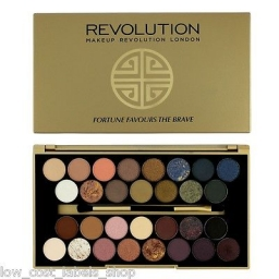 Makeup Revolution  Fortune Favours The Brave zestaw cieni do powiek 30