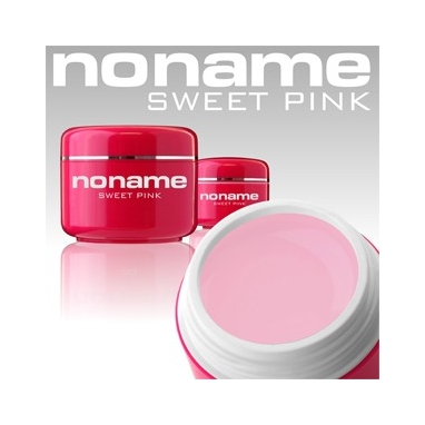 Żel UV No Name Color Sweet Pink  5g.