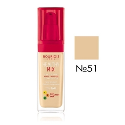 BOURJOIS Healthy Mix 51 Light Vanilla 30 ml.