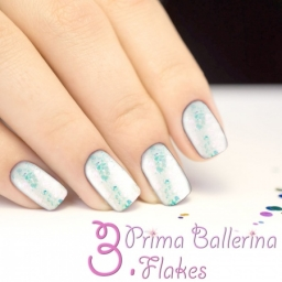 3. Prima Ballerina Flakes