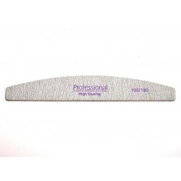 Pilnik Professional półksiężyc zebra 100/180