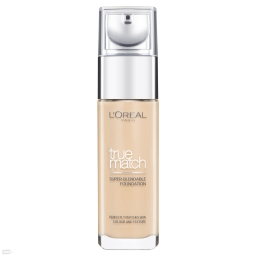 L´Oreal Paris True Match Super Blendable Foundation. Podkład D3-W3 Golden Beige 30 ml.