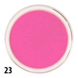23. Akryl kolorowy