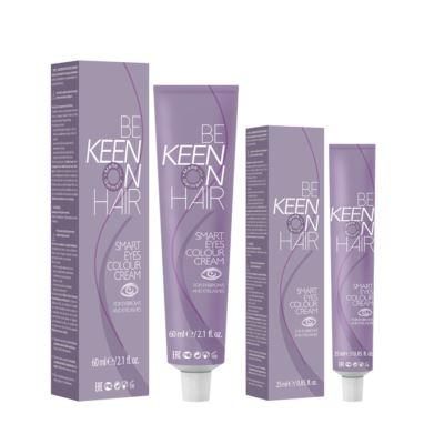Henna brązowa Keen Smart Eyes Colour Cream 25 ml