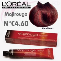 L'OREAL - MAJIROUGE NR 4.60 farba do włosów 50 ml
