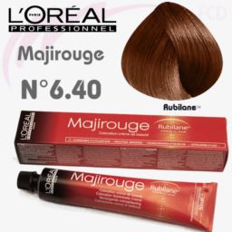 L'OREAL - MAJIROUGE NR 6.40 farba do włosów 50 ml