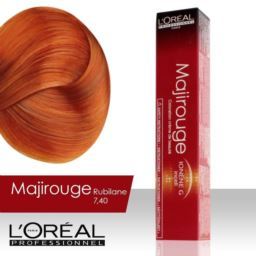 L'OREAL - MAJIROUGE NR 7.40 farba do włosów 50 ml