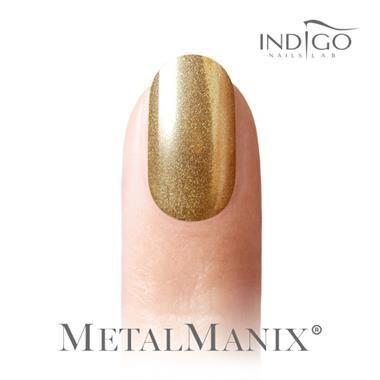 Indigo Metal Manix® 24 karatowe złoto