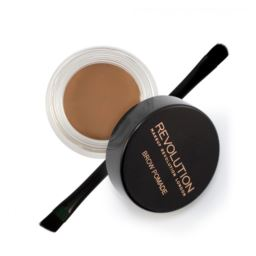 Makeup Revolution pomada do brwi - SOFT BROWN 2,5g