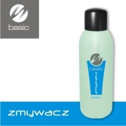 Zmywacz Bezacetonowy Silcare Basic 600 ml.