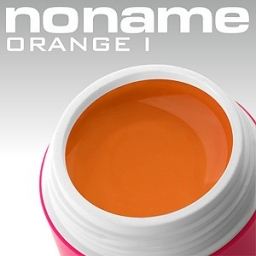 Żel UV No Name Color Queen Orange 5g