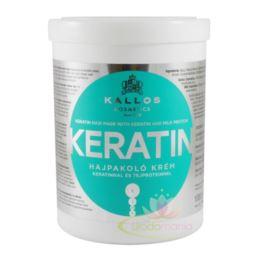 KALLOS Keratin MASKA 1000 ml