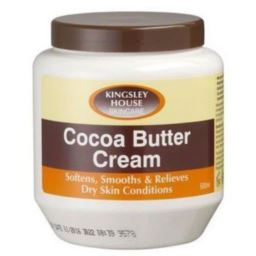 Kingsley House CocoaButter Cream Masło Kakaowe 500