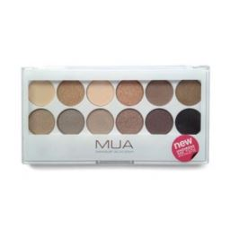 MUA - Paleta 12 cieni do powiek Undress Me Too