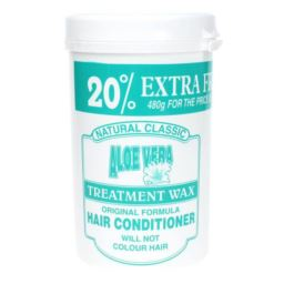 Wax Treatment Aloe Vera 480g Odżywka z aloesem
