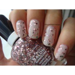 SALLY HANSEN Complete Manicure Blush Over Hue 590