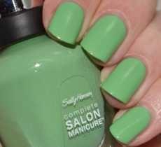 SALLY HANSEN Complete Salon Manicure Moheato 671