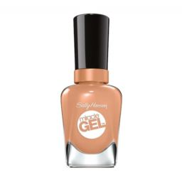 SALLY HANSEN LAKIER MIRACLE GEL TAN ACIOUS 140