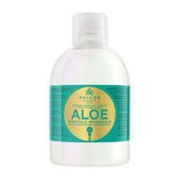 KALLOS ALOE VERA Silnie nawilżający szampon 1000ml