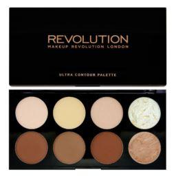 Makeup Revolution Ultra Contour Palette zestaw 13g